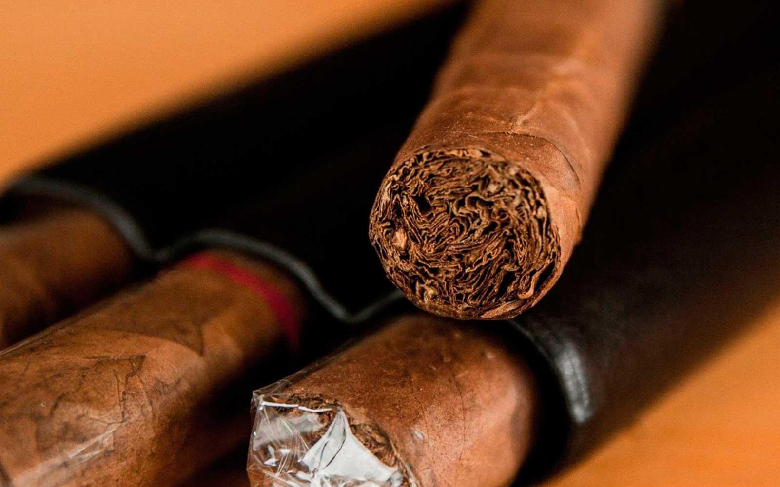 <small>Fabrica de Cigarros</small>Espigon Cigars